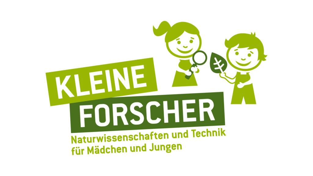 Logo aus der kleinen Forscher